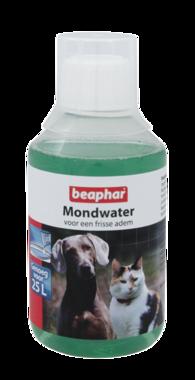 Beaphar - Mondwater voor de Hond en Kat 250 ml