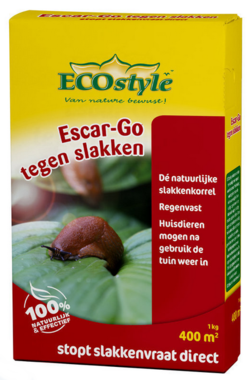 ecostyle escar-go slakkenkorrels 1000gr 400m2