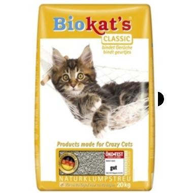 Biokat - Biokat geel 20kg