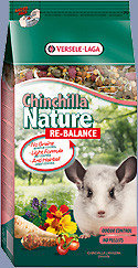 Versele-Laga Nature Chinchilla Re-Balance 700 Gram