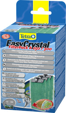 Tetra Easy Crystal 250/300 Filterpack Anti-Alg