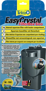 Tetra Easy Crystal Filter Box 600