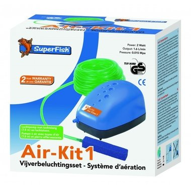 SuperFish - Air-Kit 1 Beluchtingsset