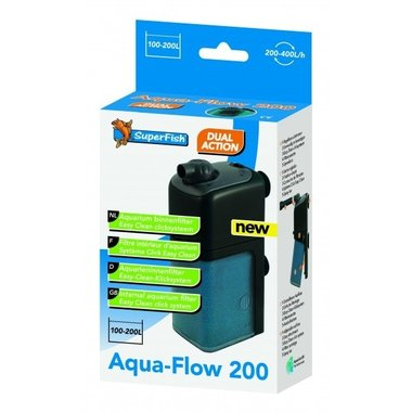 SuperFish - Aqua-Flow 200 Filter 400l/h