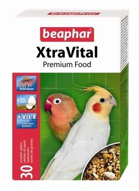 Beaphar Xtra Vital Grote Parkietenvoer 500 Gram