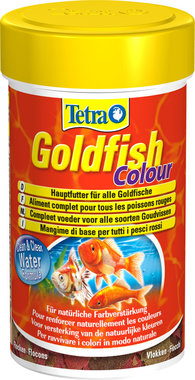 Tetra Goldfish Colour Vlokken 100 ML