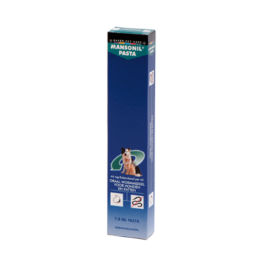 Bayer Mansonil Pasta 7.8 ML