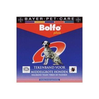 Bolfo Tekenband middelgrote honden