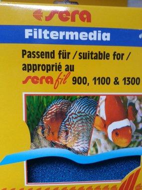 Sera - Filterspons Fijn 2 stuks