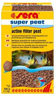 Sera - Super Peat 500 gram