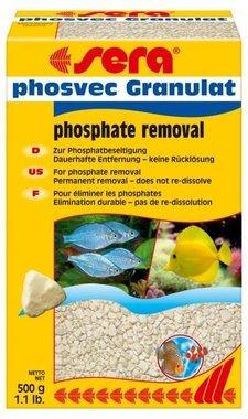 Sera - Phosvec Granulat 500 gram