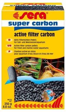 Sera - Super Carbon 250 gram