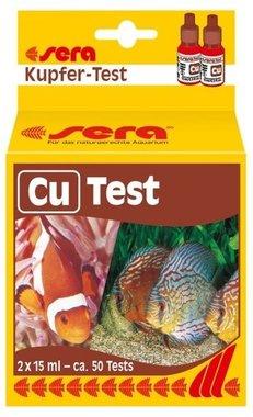 Sera CU Koper Test 15 ML