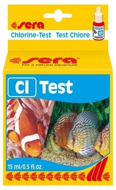 Sera CL Chloor Test 15 ML