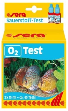 Sera O2 Zuurstof Test 15 ML