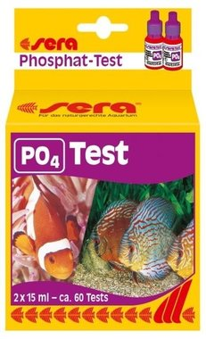 Sera PO4 Fosfaat Test 15 ML