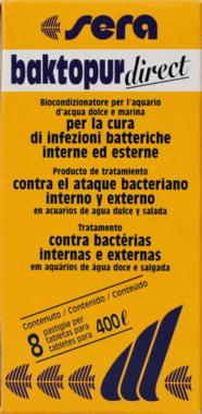 Sera Bactopur Direct 8 Tabletten