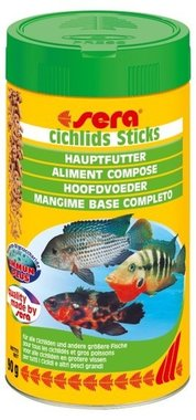 Sera Cichlids Sticks 250 ML