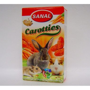 Sanal - Sanal Carotties (Worteltjes)