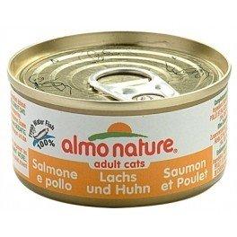 Almo Nature - Almo Nature Zalm met Kip