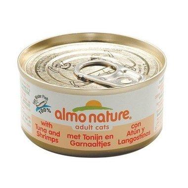 Almo Nature - Almo Nature Tonijn met Garnaaltjes