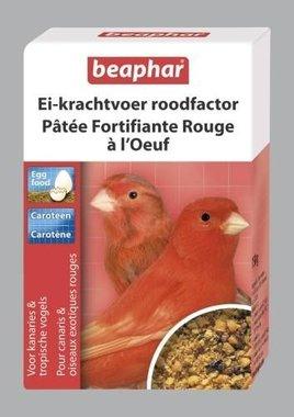 Beaphar Ei-Krachtvoer Kanarie Roodfactor 150 Gram