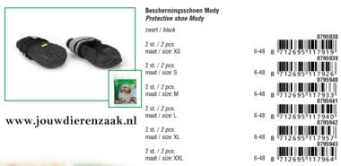 Beschermingsschoen Mudy Medium 2 Stuks