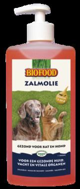 Biofood - Biofood Zalmolie 500 ml