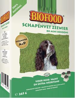 Biofood - Biofood Schapenvet Zeewier Mini
