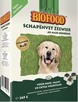 Biofood - Biofood Schapenvet Zeewier Maxi