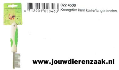 Kam Korte/Lange Tanden voor Knaagdier