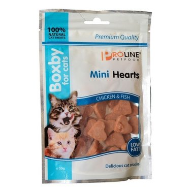 Proline Boxby - Proline Boxby Mini Hearts