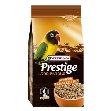 Prestige Premium Grote Parkieten African Parakeet Loro Parque Mix 20 Kg