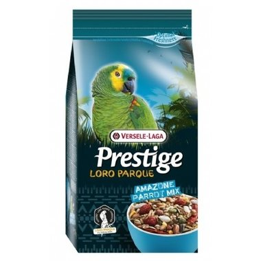 Prestige Premium Papegaaien Amazone Parrot Loro Parque Mix 15 Kg