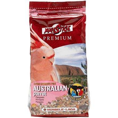 Prestige Premium Grote Parkieten Australian Parakeet Loro Parque Mix 20 Kg