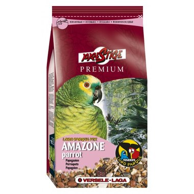 Prestige Premium Papegaaien Amazone Parrot Loro Parque Mix 1 Kg