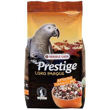 Prestige Premium Grote Parkieten African Parakeet Loro Parque Mix 1 Kg