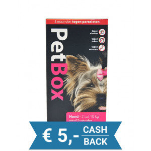 Emax Pet Box hond 2-10 kg
