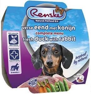 Renske Hond Eend en Konijn 100 gram
