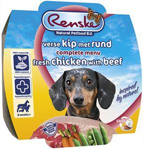 Renske Hond Kip & Rund 100 gram