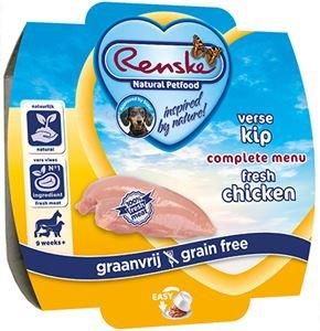 Renske Hond Kip Graanvrij 100 gram