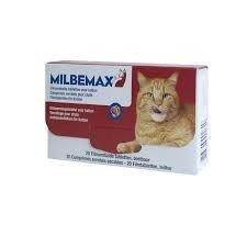 Milbemax tabletten 4 stuks