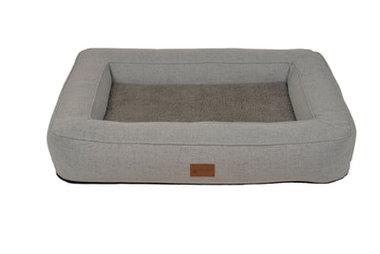 Petlando Lima Ortho orthopedisch hondenbed stonegrey