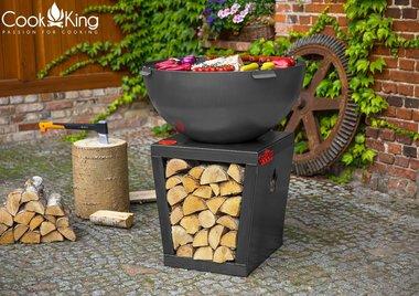 Cookking premium Grill/barbecue Beiroet/Santos