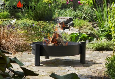 Cookking Fire Bowl/vuurschaal Dhaka/Haiti