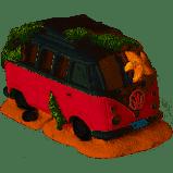 SuperFish Deco Led Volkswagen Bus (15x6x8,5cm)