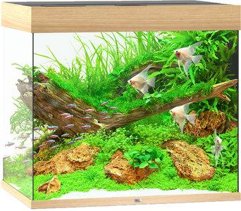 Juwel Aquarium Lido 200 LED Licht Eiken 70x51x65 cm
