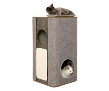 Jack and Vanilla Molly Kattenmeubel Tower Grijs
