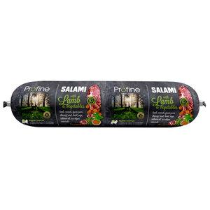 profine salami lam en groenten