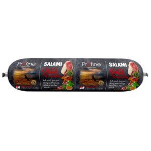 profine salami eend en groenten